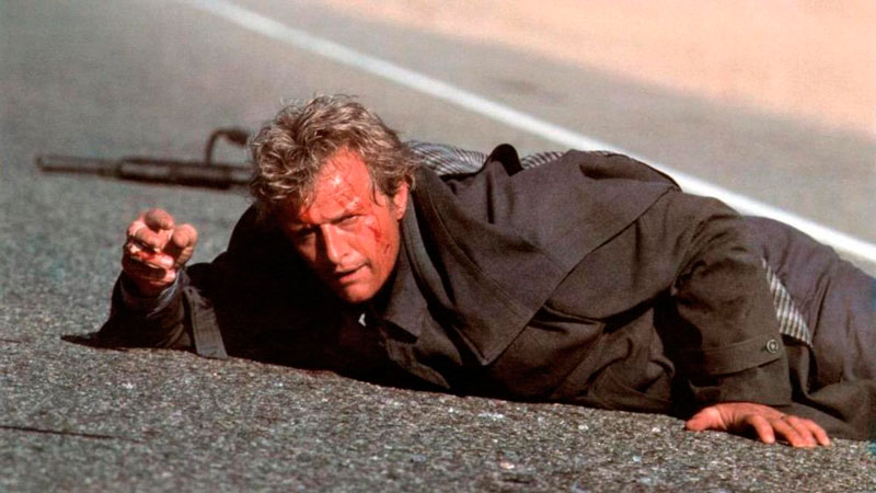 Carretera al infierno (Robert Harmon, 1986)