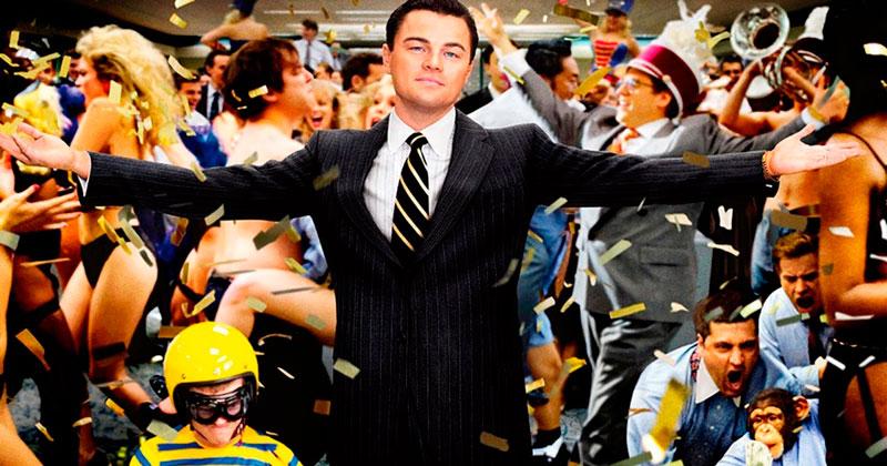 El lobo de Wall Street (Martin Scorsese, 2013)