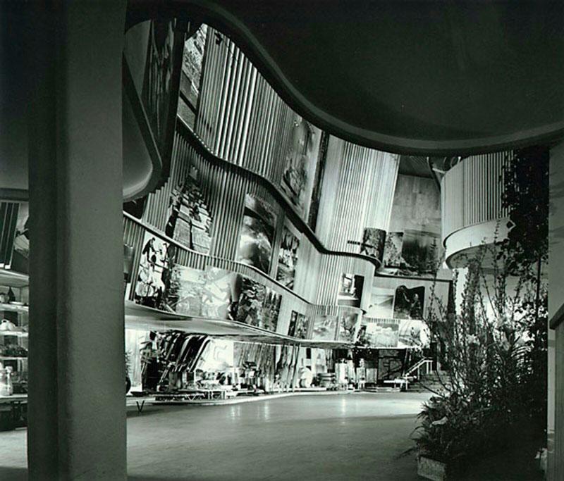 Alvar Aalto. Exposición de Nueva York, 1939