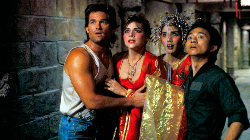 Golpe en la Pequeña China (John Carpenter, 1986)
