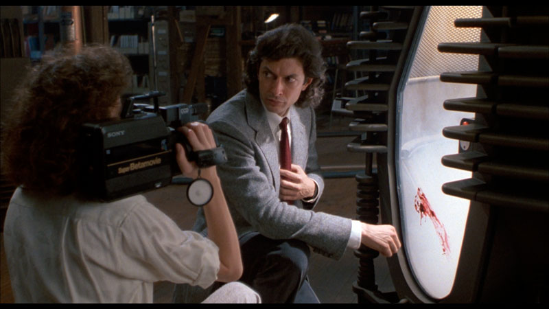 The Fly (La mosca) (David Cronenberg, 1986)