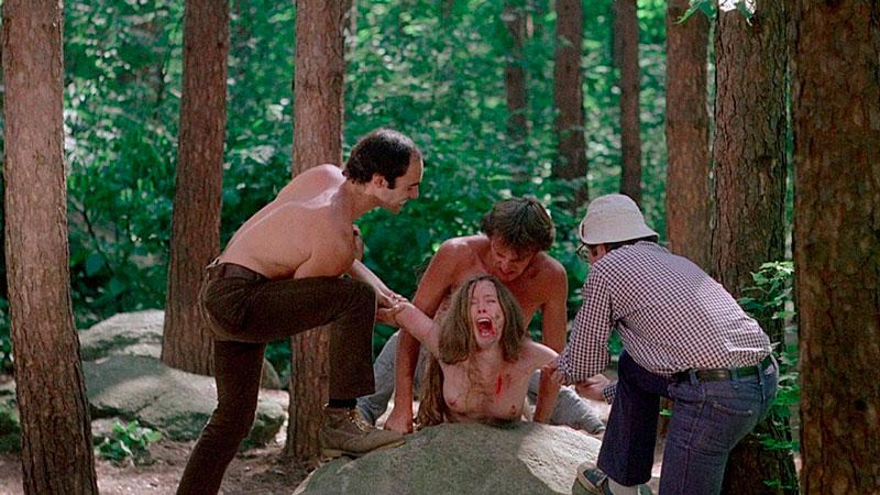 La violencia del sexo (Meir Zarchi, 1978)