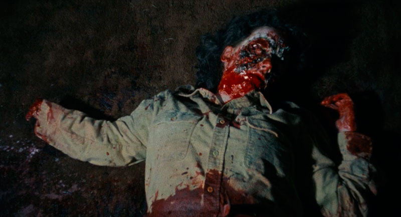 Posesión infernal (Sam Raimi, 1981)