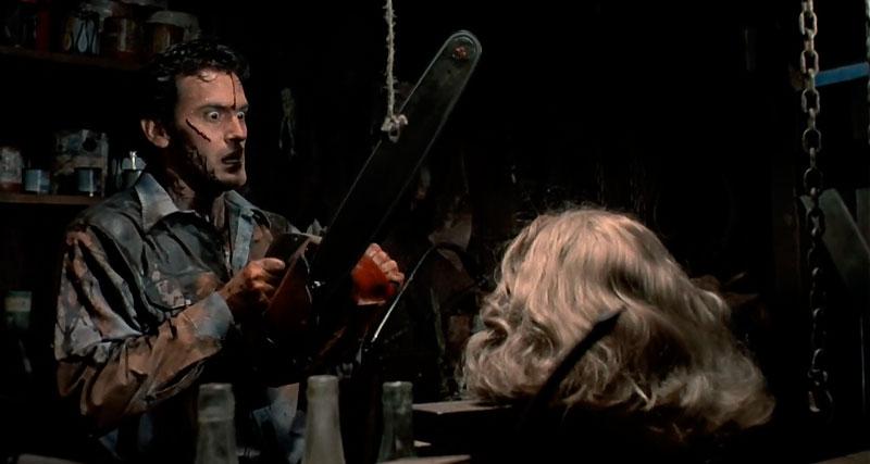 Terroríficamente muertos (Sam Raimi, 1987)