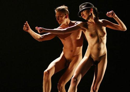 Danza y cine al desnudo