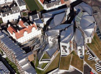 Singularidad diferencial en la arquitectura