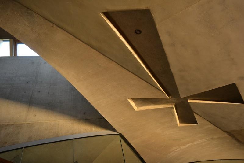 Edificio del Parlamento de Edimburgo, arquitecto Enric Miralles. © Fotografía SJLL.