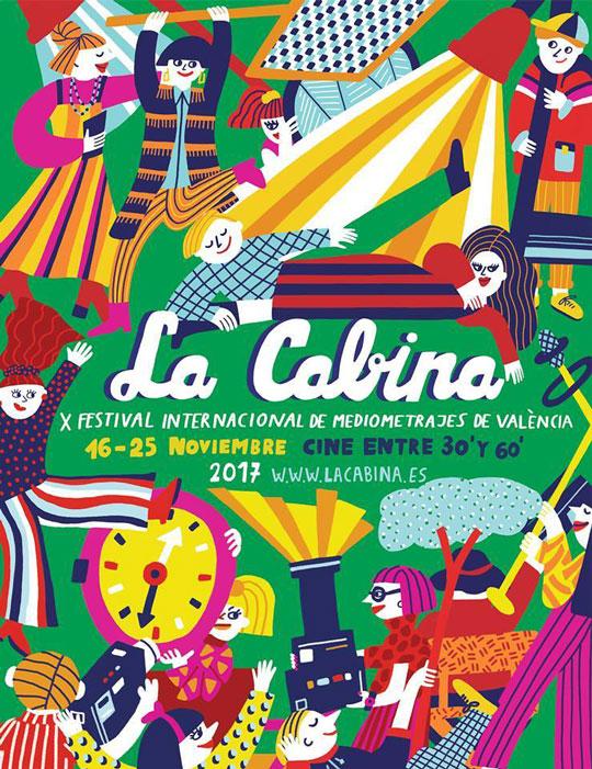 Cartel Festival La Cabina 2017