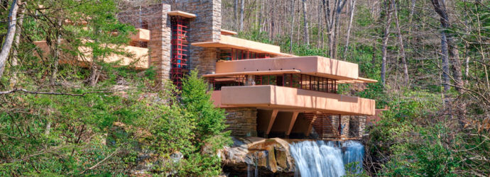 El Movimiento Moderno: Frank Lloyd Wright