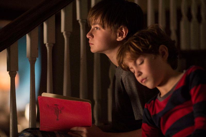 El libro secreto de Henry (Colin Trevorrow, 2017)
