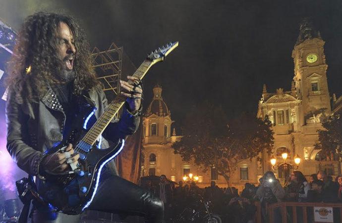 Hard Rock Cafe inaugura sede en Valencia