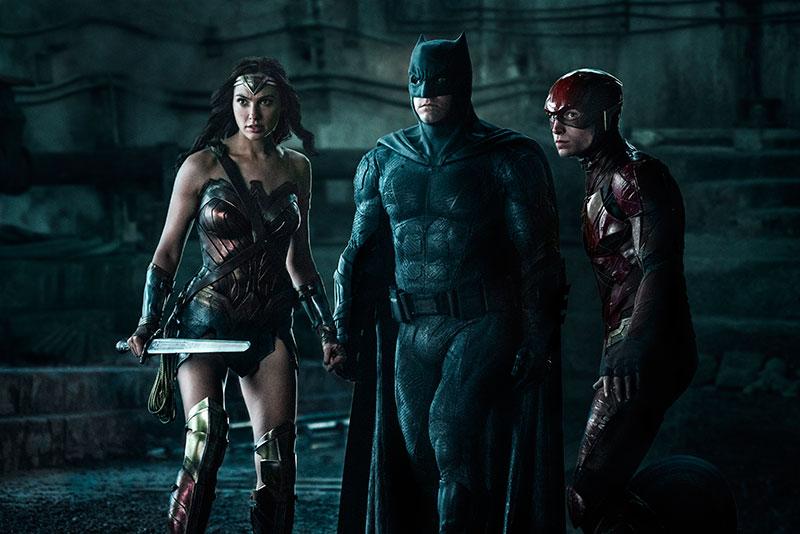 Liga de la Justicia (Zack Snyder, 2017)