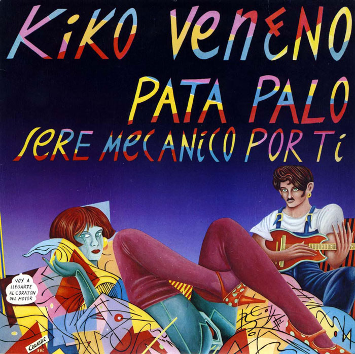 Kiko Veneno pata palo el hype