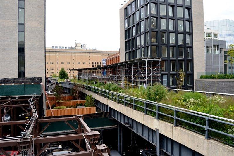 Elisabeth Diller y Ricardo Scofidio, arquitectos. High Line de Nueva York. © Fotografía SJLL.