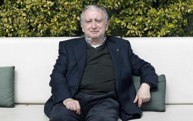 Rafael Chirbes Magraner, escritor y crítico literario español, Tabernes de Valldigna (1949-2015).