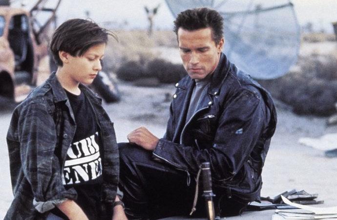 «Terminator 2: El juicio final», artesanía, cultura pop y FX visionarios