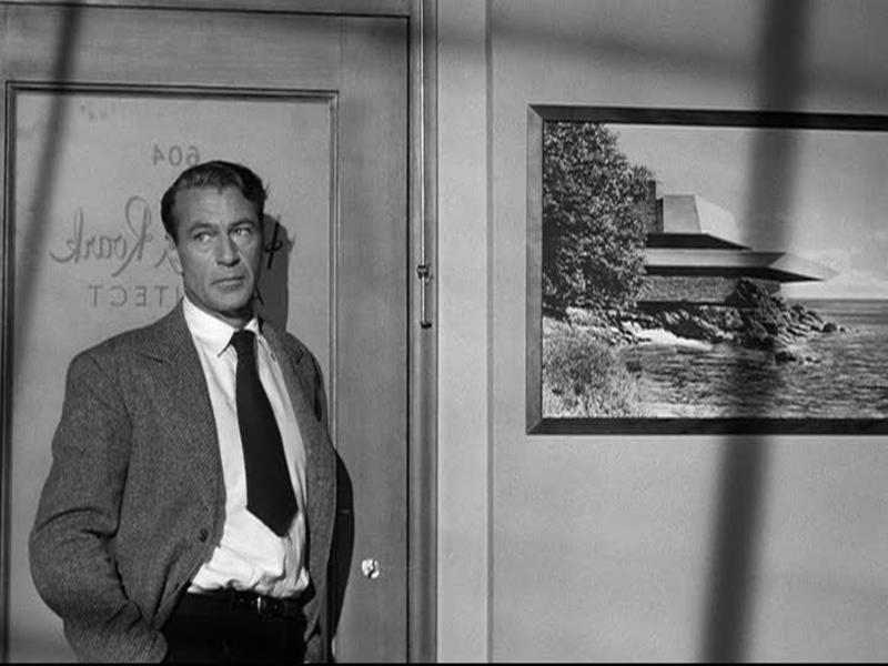 El Manantial dirigida por King Vidor (1949).