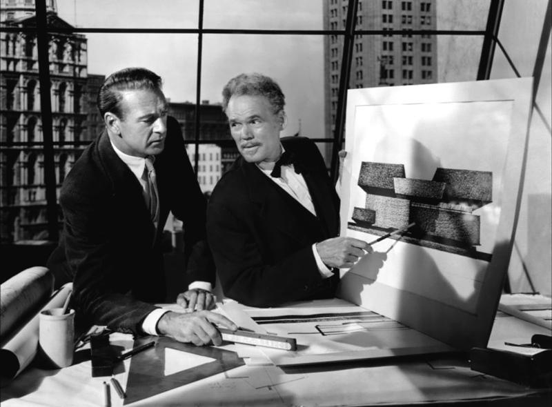 El Manantial dirigida por King Vidor en 1949.