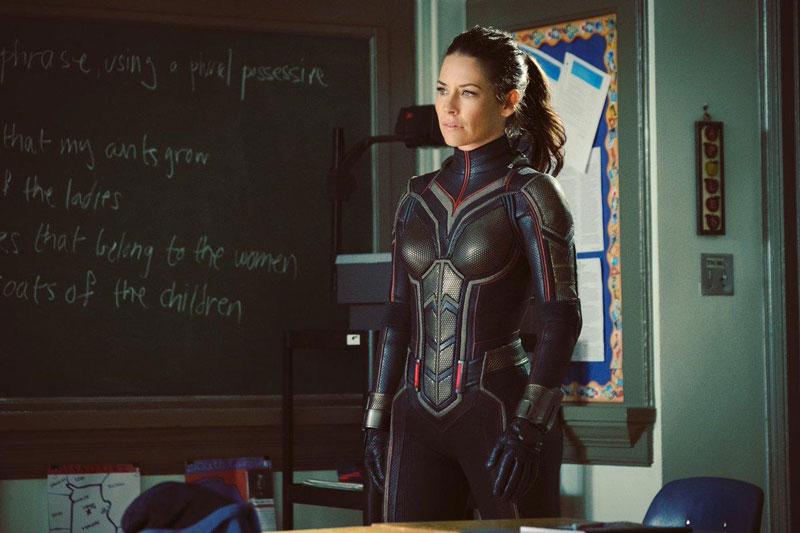 Ant-Man y la Avispa (Peyton Reed, 2018)