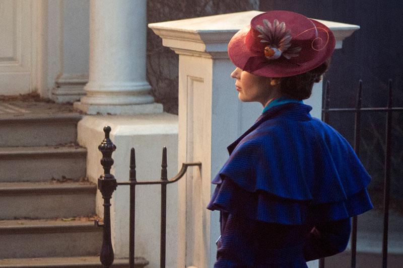 El regreso de Mary Poppins(Rob Marshall, 2018)