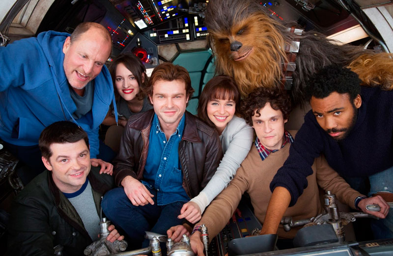 Han Solo: Una historia de Star Wars (Ron Howard, 2018)