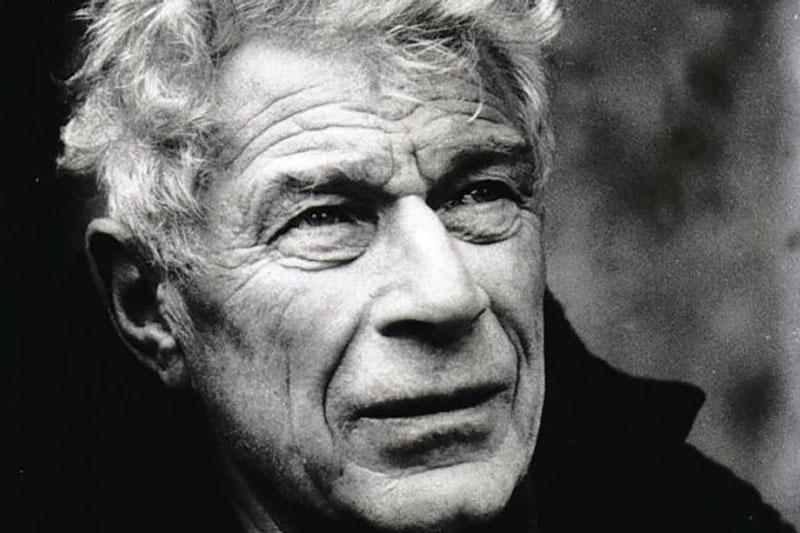 John Berger murió en 2017