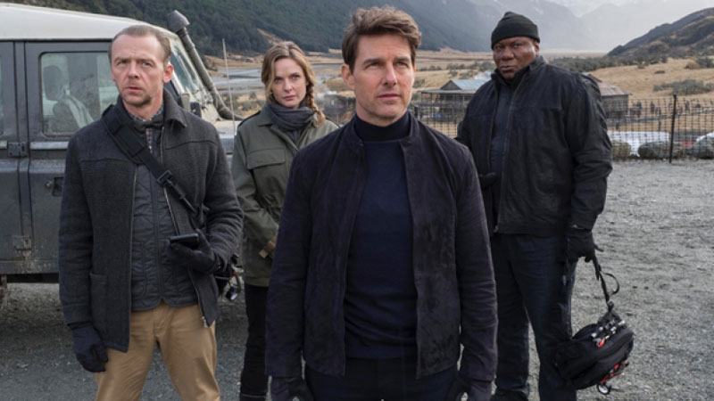 M:I 6 - Mission Impossible (Christopher McQuarrie, 2018)