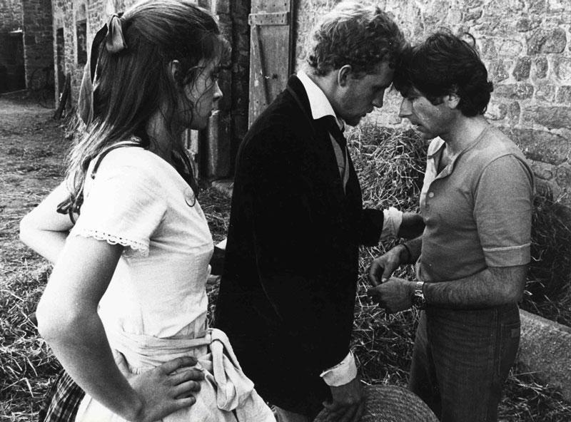 Rodaje de Tess (Polanski, 1979)