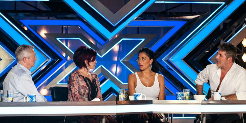 "Jueces de ""Factor X"""
