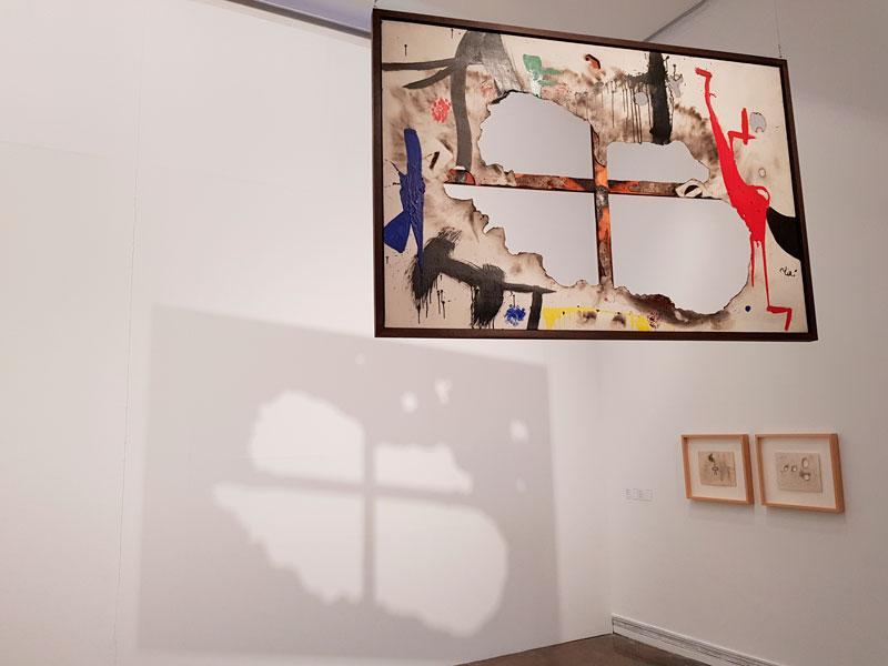 Exposición Joan Miró. IVAM