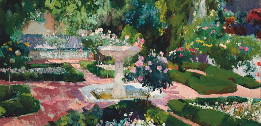 Sorolla y sus jardines secretos