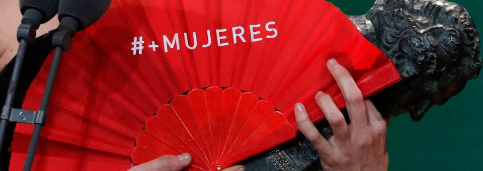 Los Goya de ellas: poderío femenino en la alfombra roja