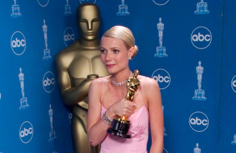 Gwyneth Paltrow. Oscar