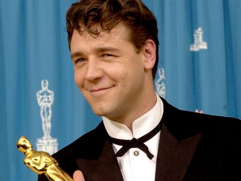 Russell Crowe. Oscar