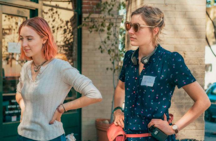 Lady Bird:declaración de amor a adolescentes y madres