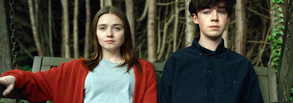 Por qué 'The end of the f***ing world' gusta tanto