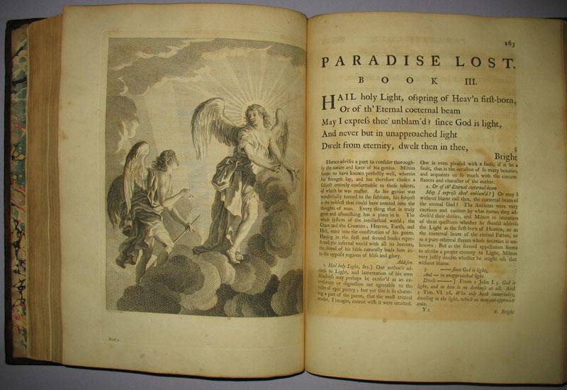 """""""El paraíso perdido"""". John Milton"""