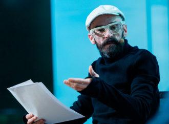 Eloy Fernández Porta, En la confidencia