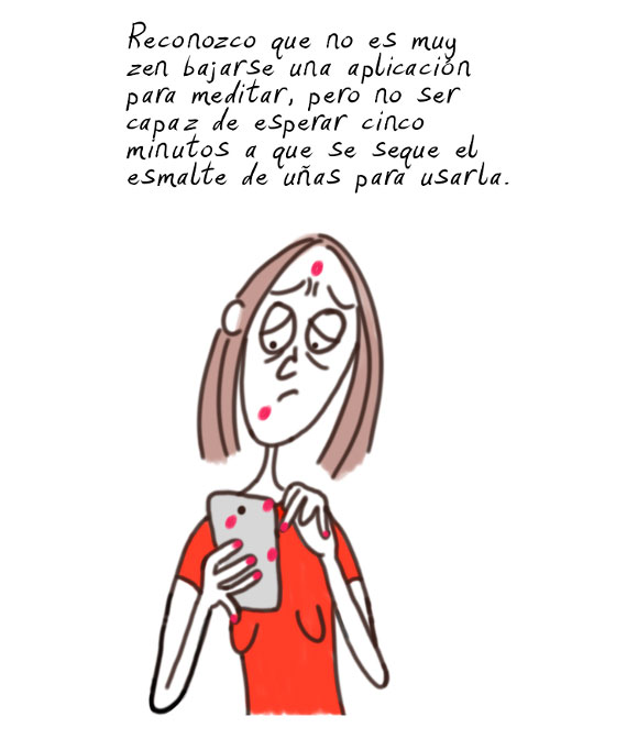 Meditemos. Mujeres perdidas. Sara Strobl