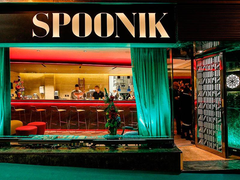 Spoonik. Barcelona