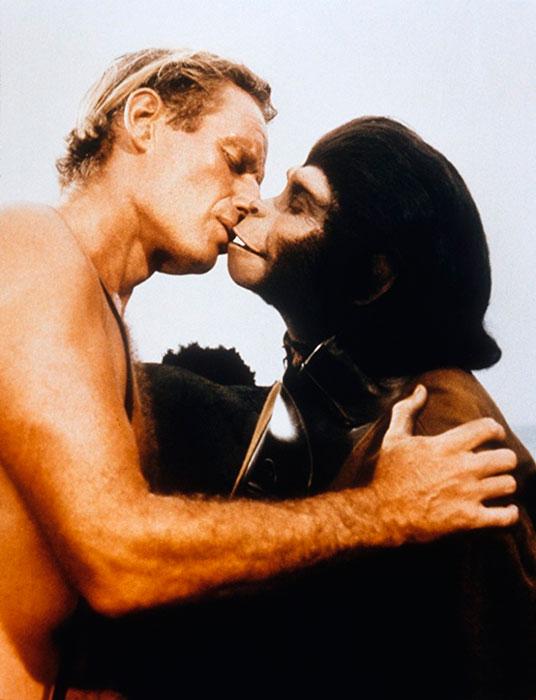 El planeta de los simios (Franklin Schaffner, 1968)