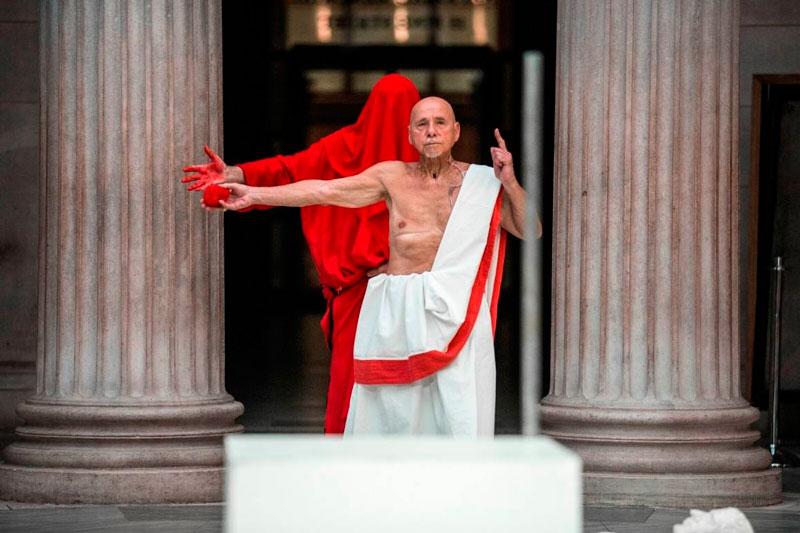 """Giulio Cesare"", Romeo Castellucci"