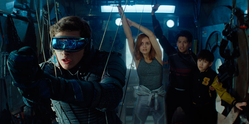 Ready Player One (Steven Spielberg, 2018)