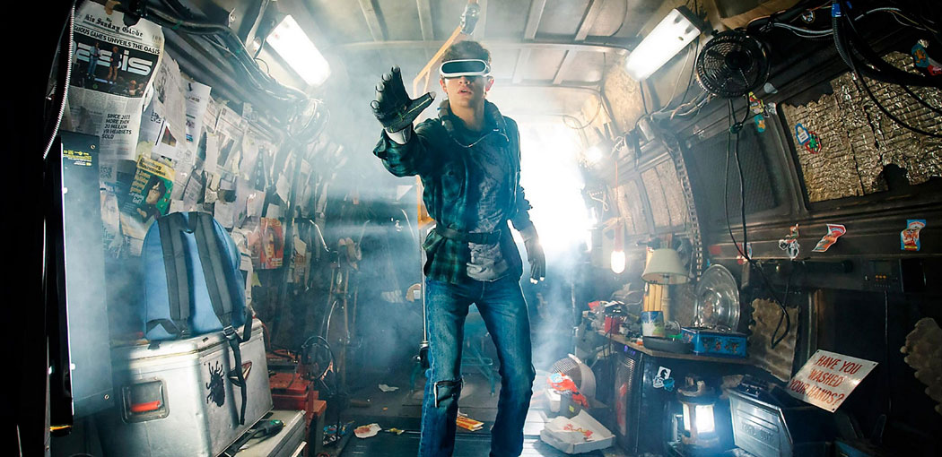 «Ready Player One»: Spielberg entre nostalgia y entretenimiento