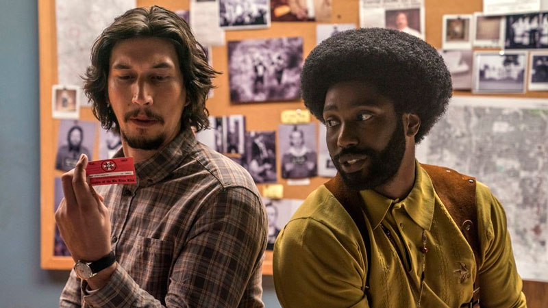 BlacKkKlansman (Spike Lee, 2018)
