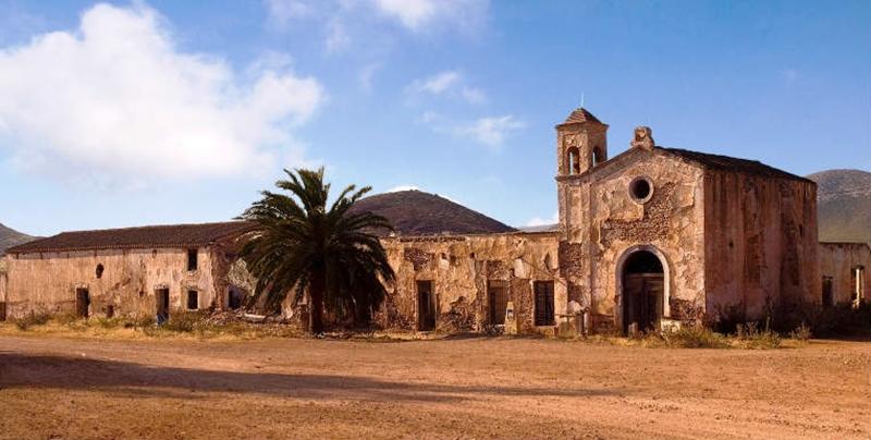 Cortijo El Fraile, Níjar (Almería).