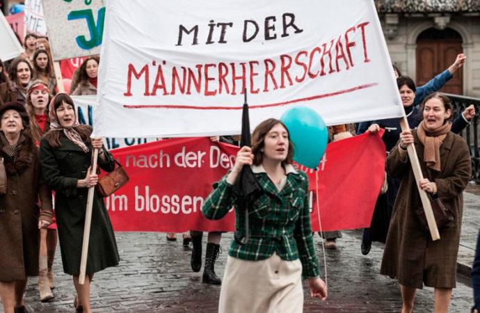Petra Volpe: 'El orden divino' celebra el cuerpo femenino