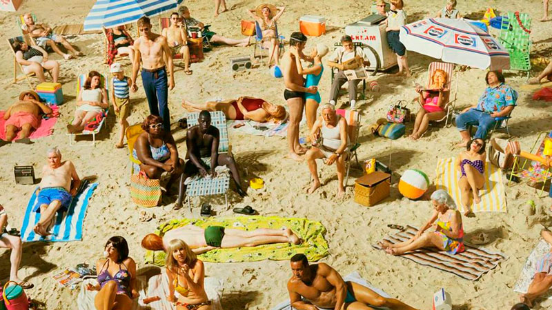 Alex Prager Photographs a 'Face in the Crowd'