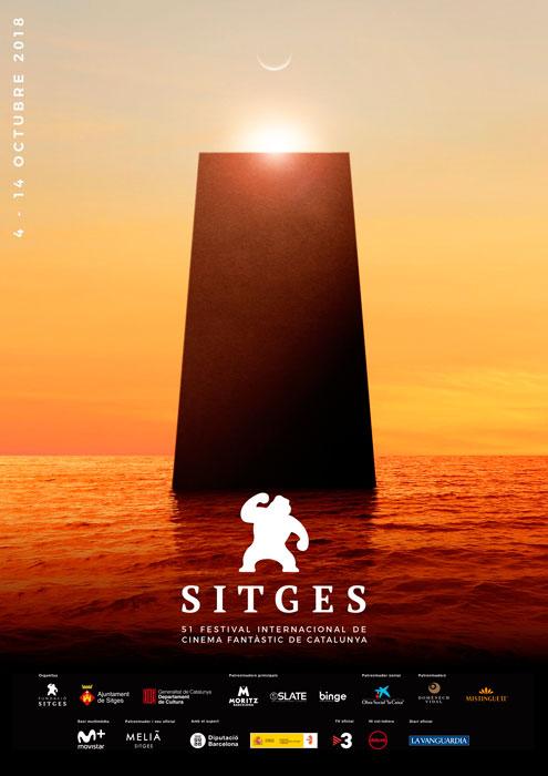 Cartel de Sitges 2018