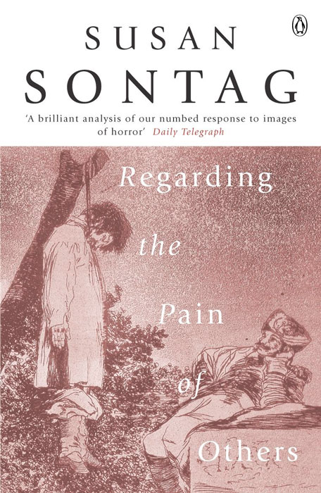 """Regarding the pain of Susan"", Susan Sontag"